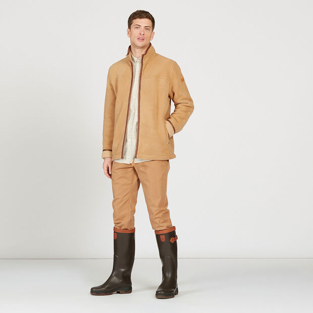 Polartec® sheepskin jacket