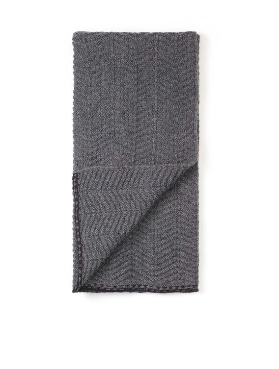 Men's lightweight warm scarf