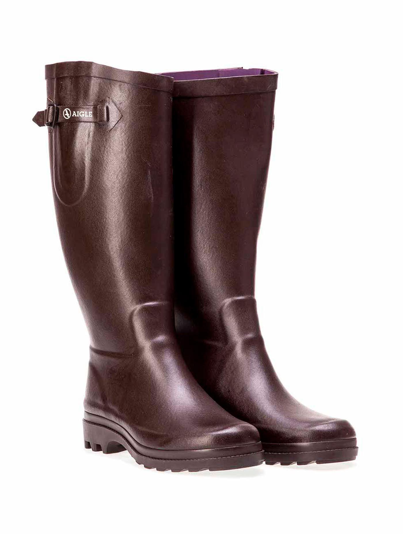 Bottes femme, Bottes de pluie femme | AIGLE