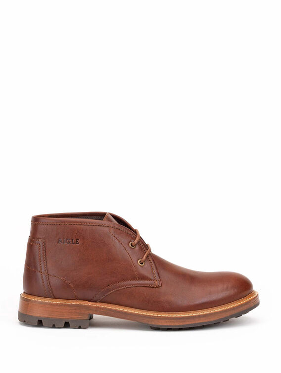 Chaussures en cuir made-in-Portugal homme