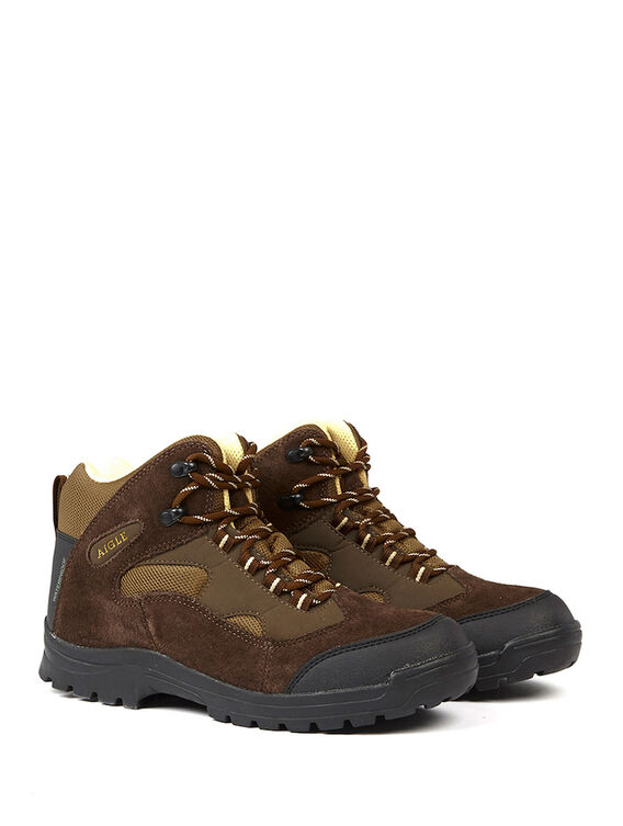 Chaussures cuir imperméables homme
