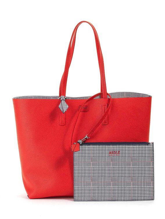 Women's reversible handbag