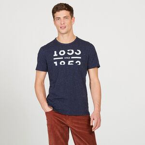 Tee-shirt sérigraphie d'entrée de saison