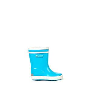 Botte de pluie enfant bleu ciel