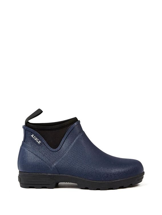 Women's rubber gardening ankle boots