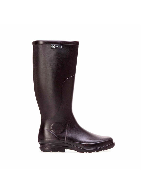 Men's rubber leisure boots