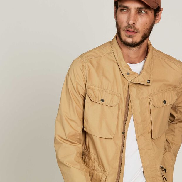 Parka multipoches