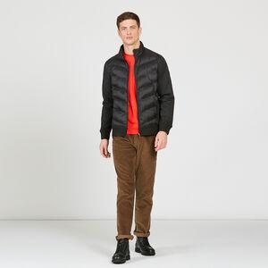 Pantalon 5 poches velours