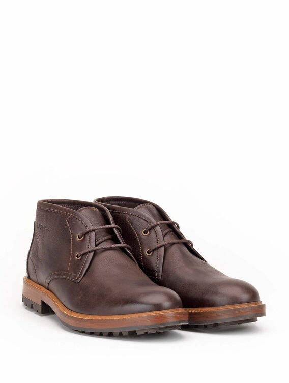Men's leather shoes, made in Portugal