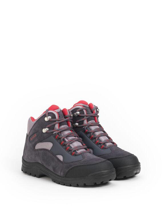 Women's waterproof leather shoes