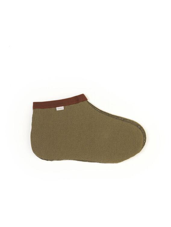 Chaussons de bottes coloré homme