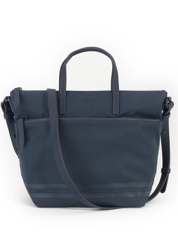Rubber handbag