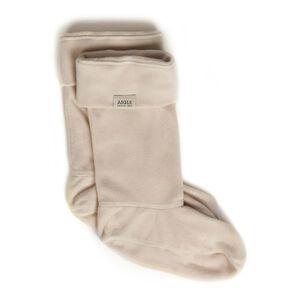 Chaussettes polaire bottes femme