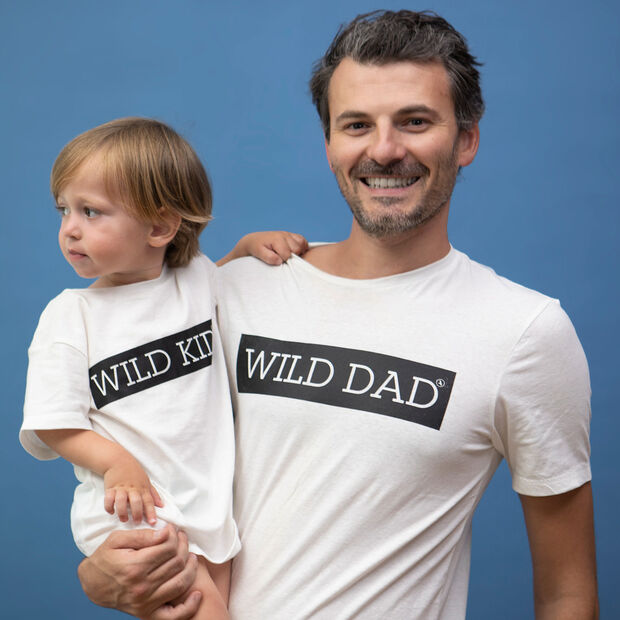 Anti-stains t-shirt for dads