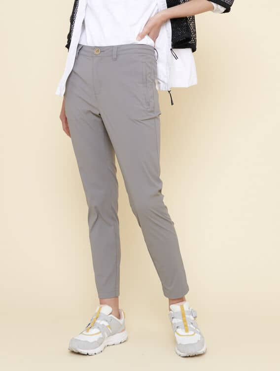 Technical stretch trousers