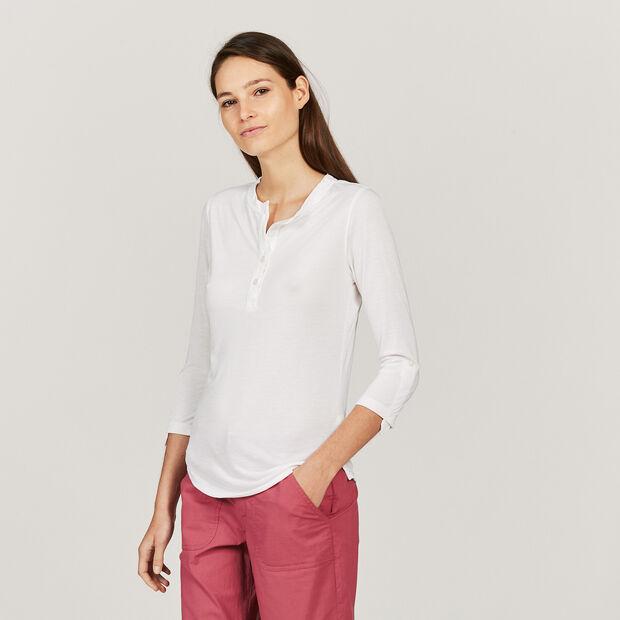 Langarm-T-Shirt mit Wärmeregulierung