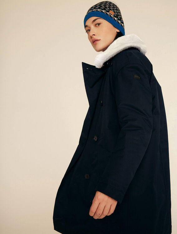 Manteau chaud expédition Gore-Tex®