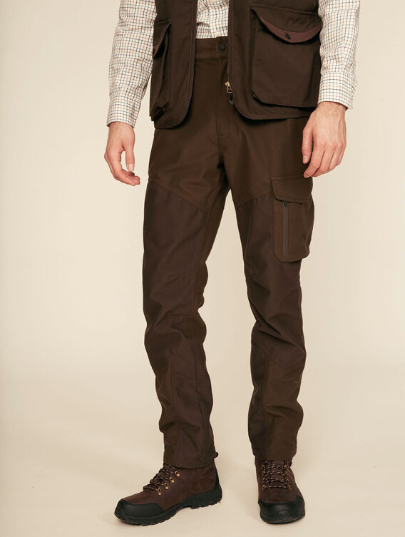 Waterproof active hunting trousers