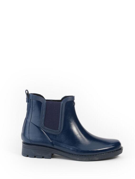 Women's Chelsea rubber rain boots