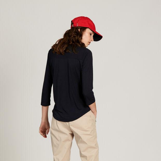 T-shirt manches longues avec régulation chaleur