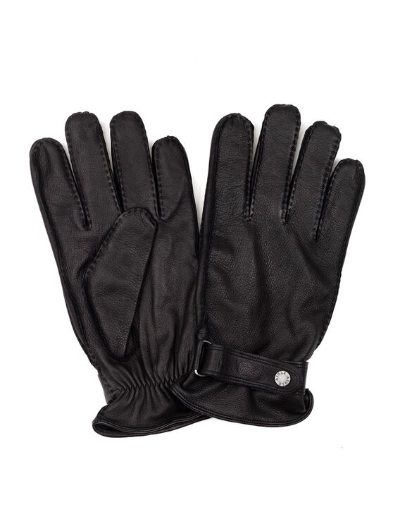 Men's leather gloves