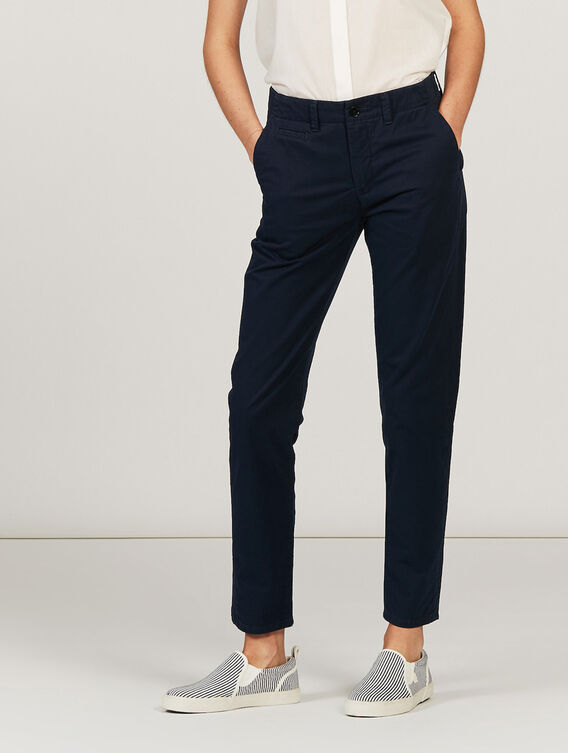 Essential chino trousers