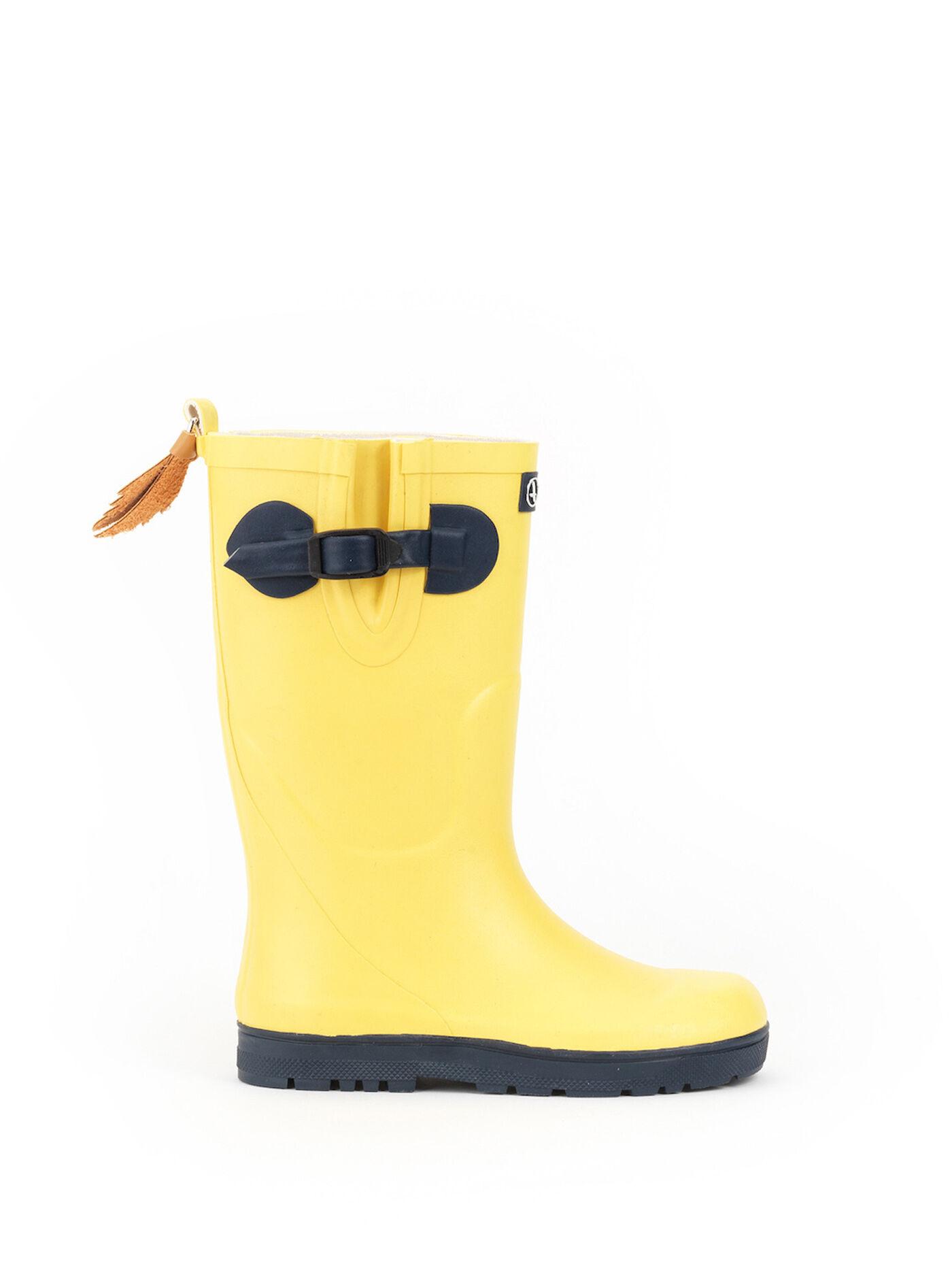 Regenstiefel, Kinderstiefel, Lederstiefel | AIGLE