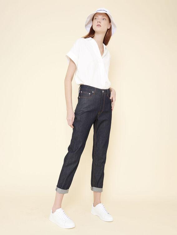 Stretch slim fit jeans