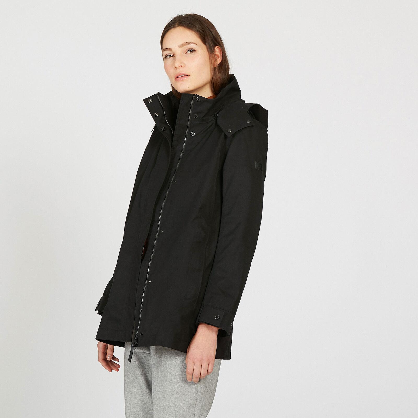 Manteau doudoune fine femme