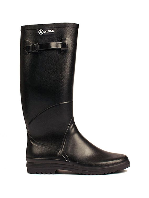 Urban woman rain boot