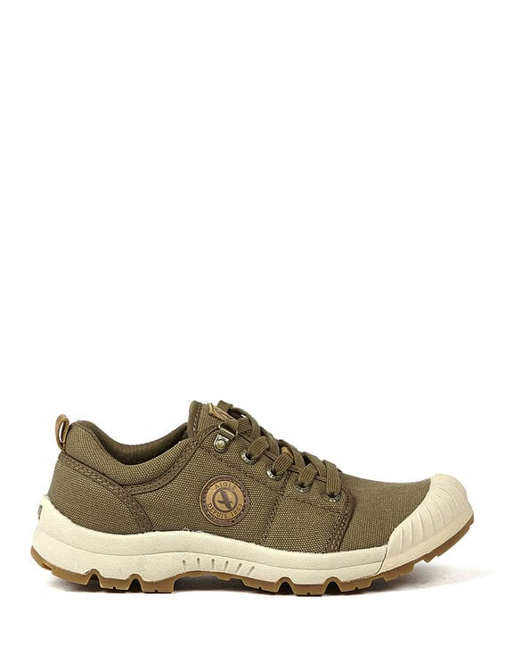 Men's canvas adventurer's shoes