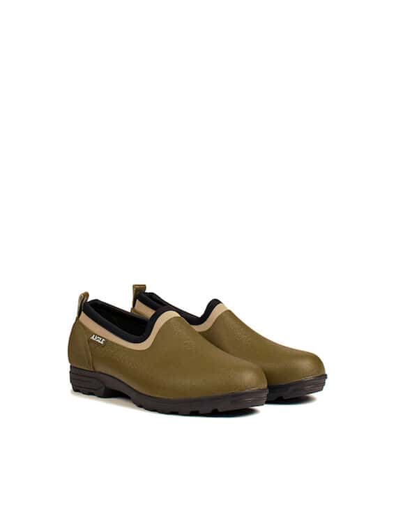 Men's rubber clogs