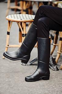 Trendy Stiefel