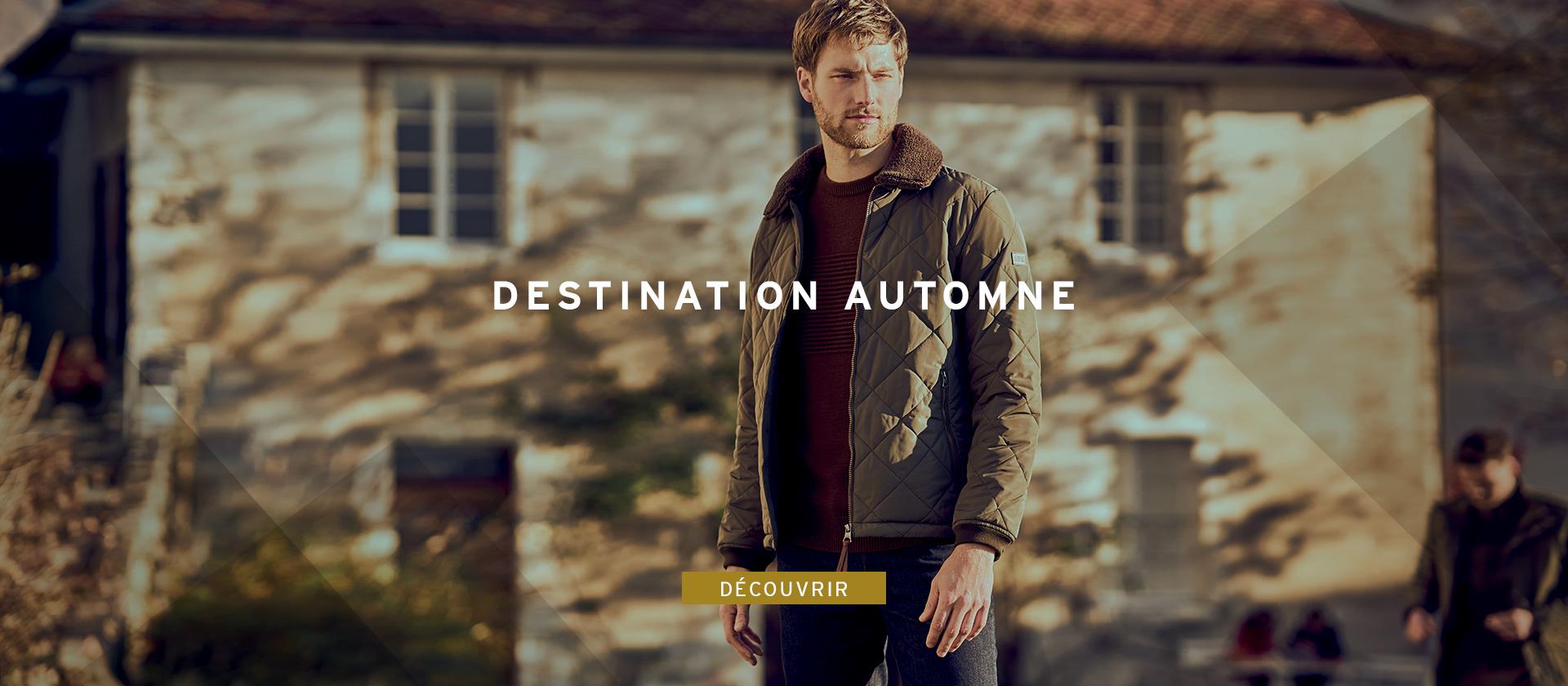 Destination l'automne