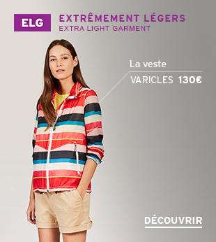 La veste ultra-légère