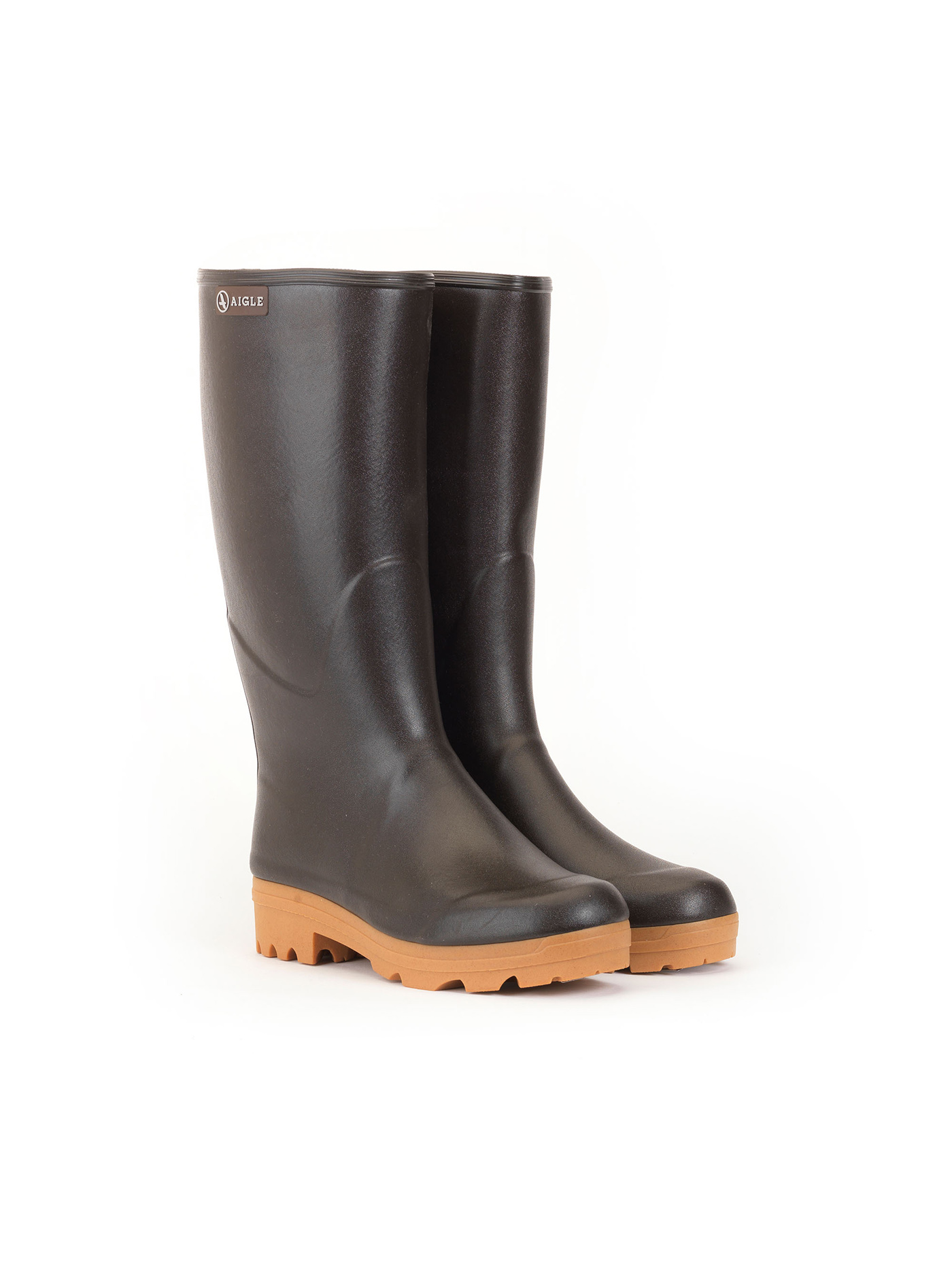 bottes aigle homme taille 47