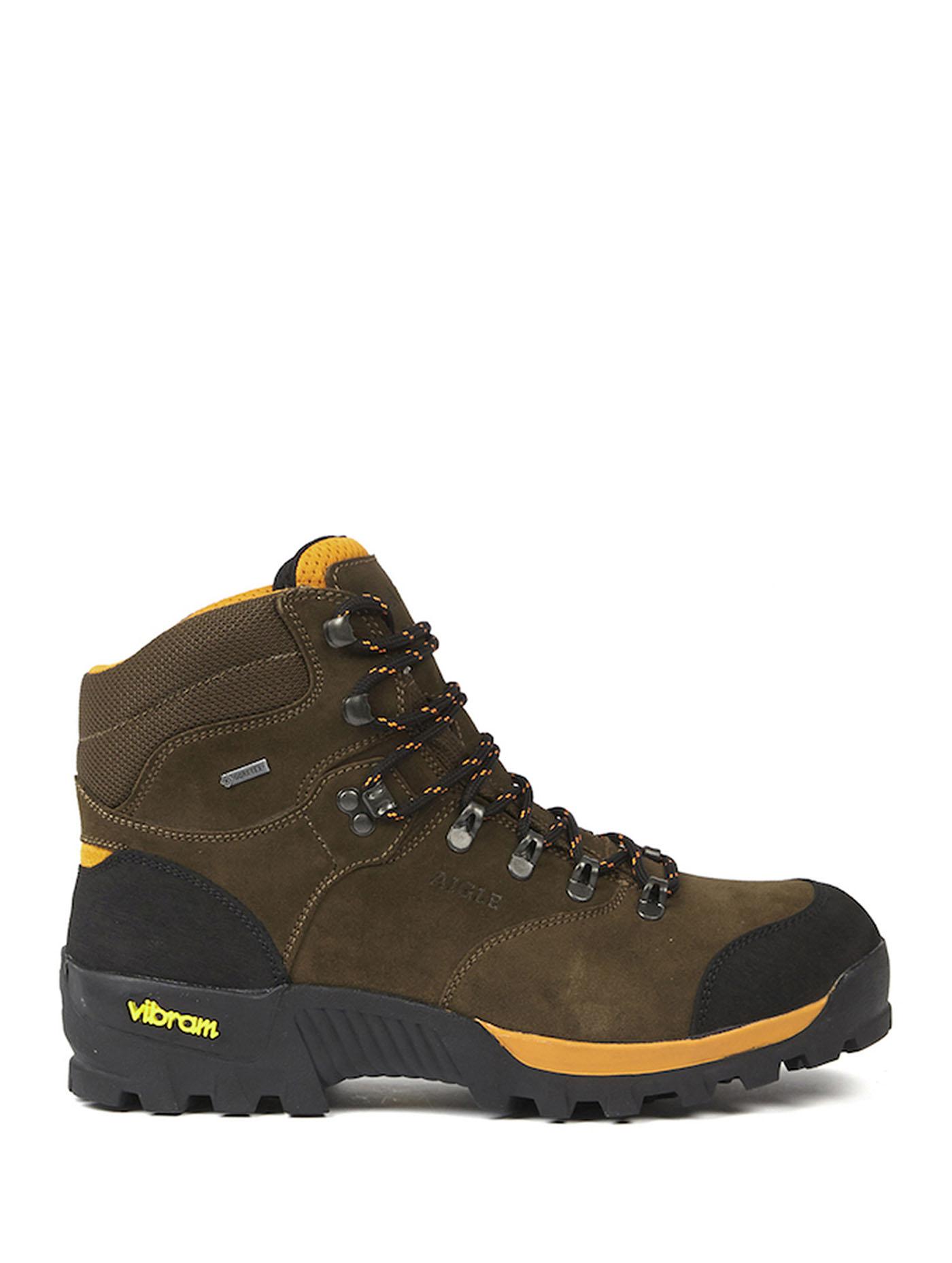 82201f06f6f ALTAVIO MID GORE-TEX | Men's waterproof hunting shoes Sepia ...