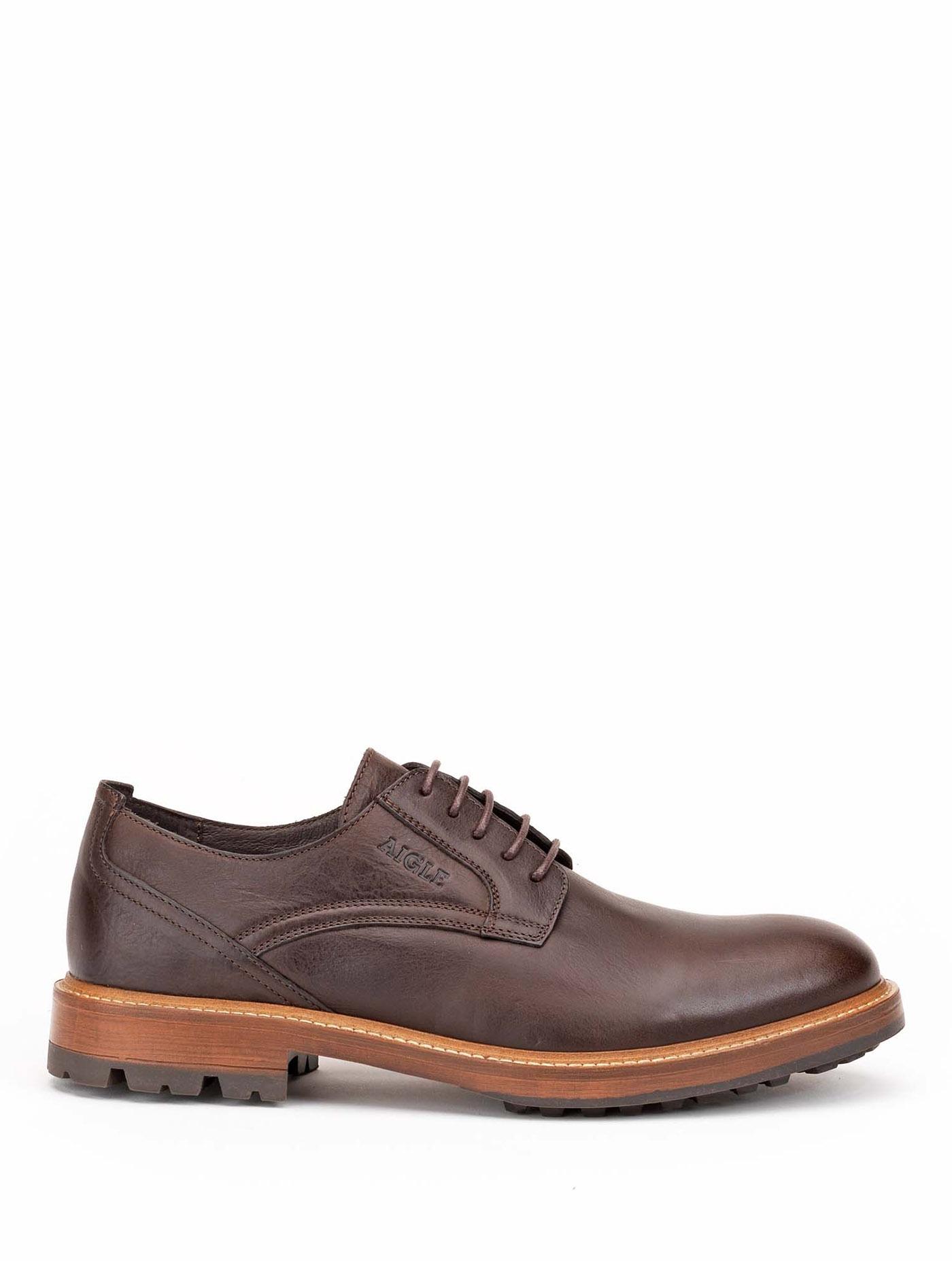 Chaussures et bottines en cuir homme | AIGLE
