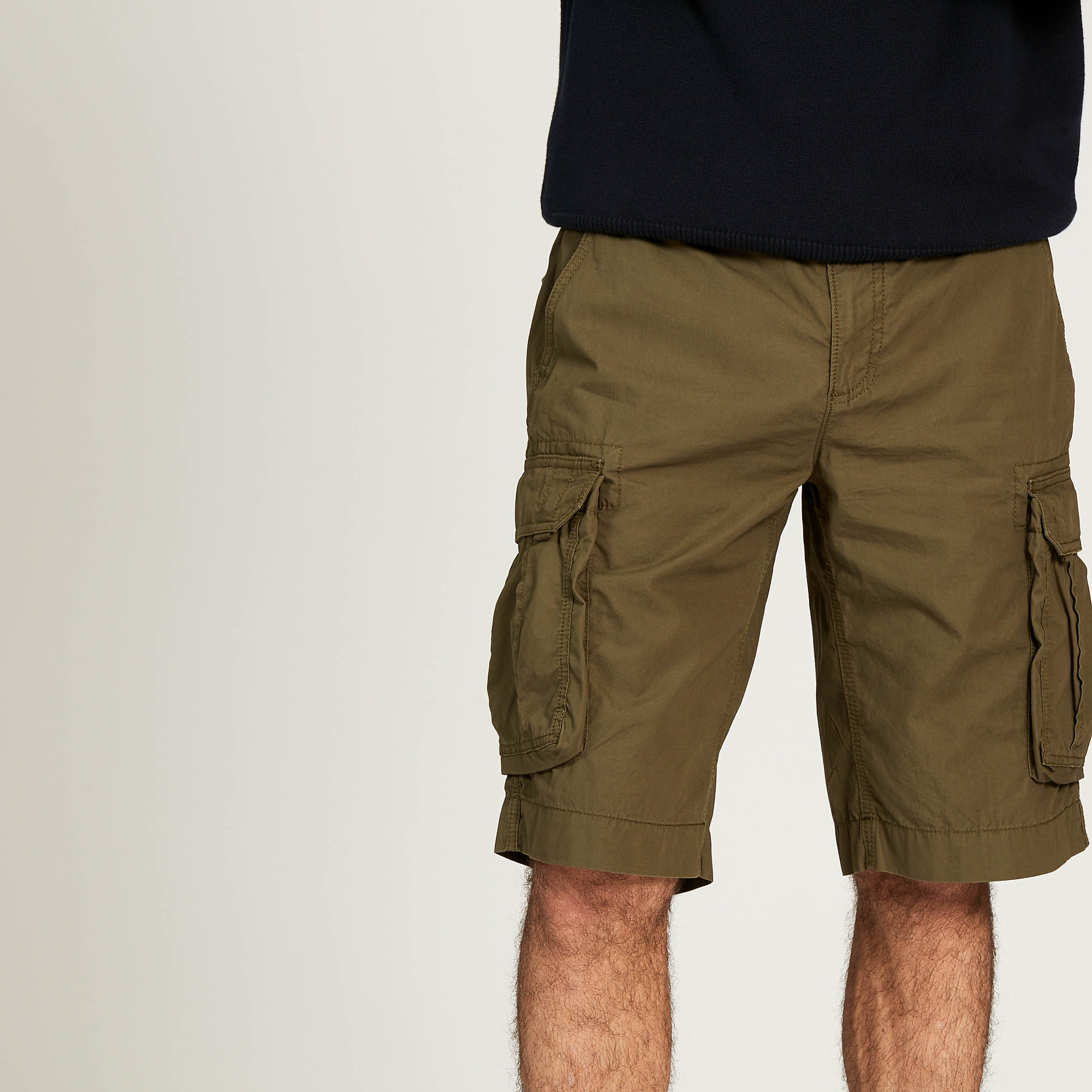 cdf6ef5793 ACCON | Summery bermuda shorts Men Poppy | Aiglemen | AIGLE