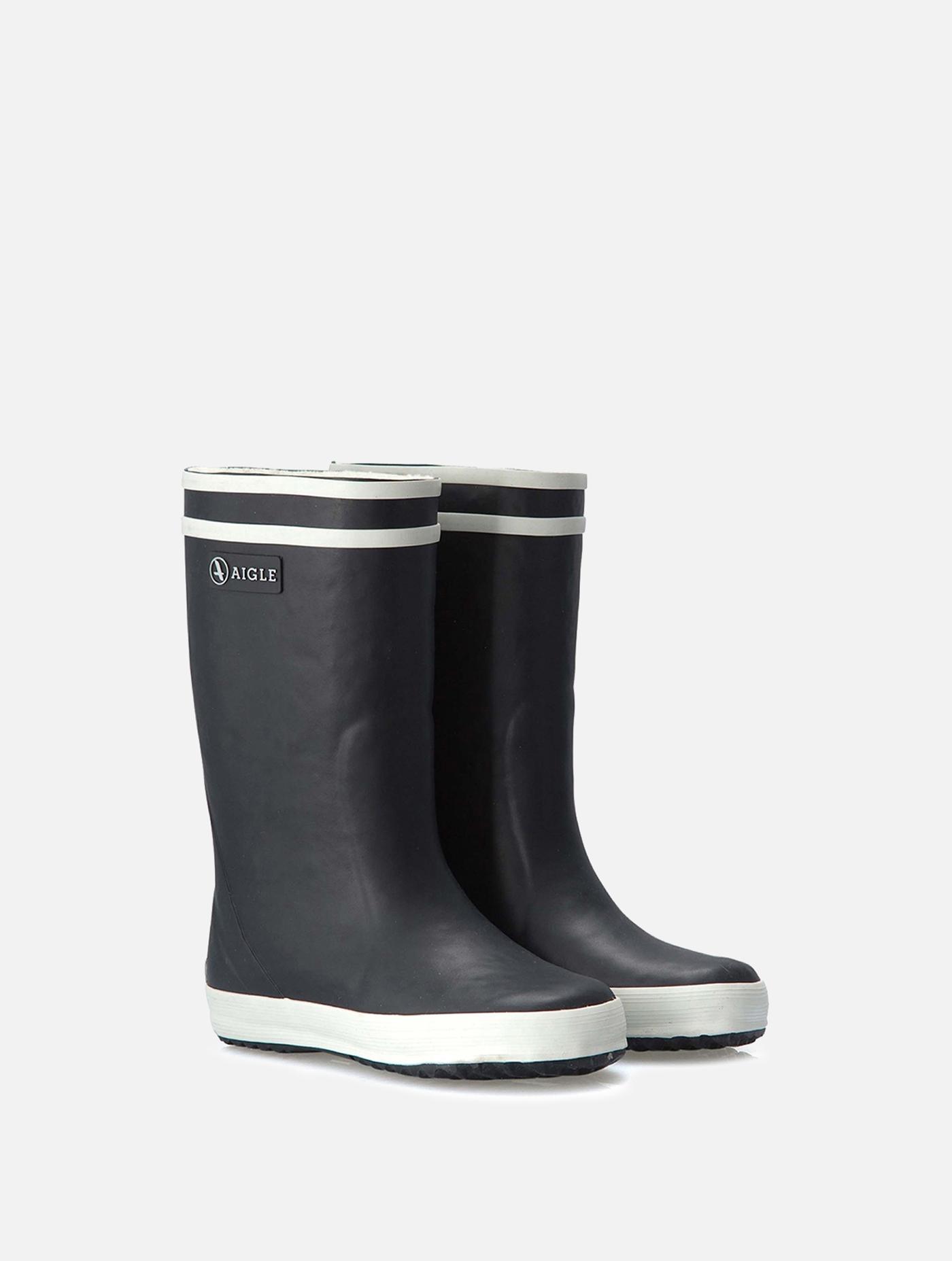 Aigle Unisex Kids Woodypop Fur Rain Boot 1.5 UK Child