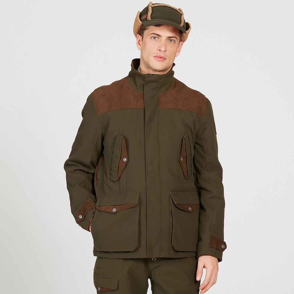 courtal jacket veste de chasse imperm able homme bronze aiglehomme aigle. Black Bedroom Furniture Sets. Home Design Ideas