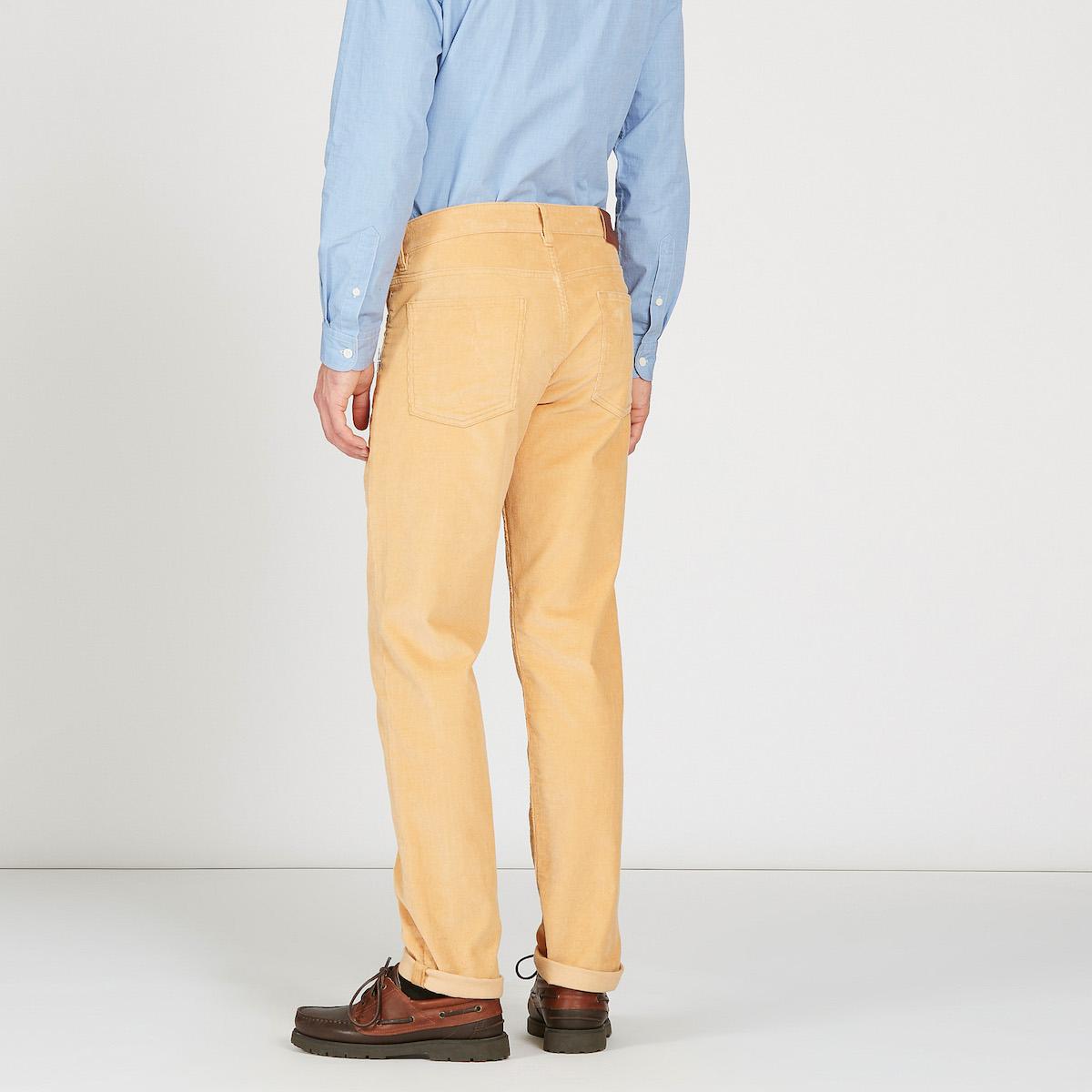 5 Fr Poches Catalog Pantalon Storefront Velours Aigle He29bIWEDY