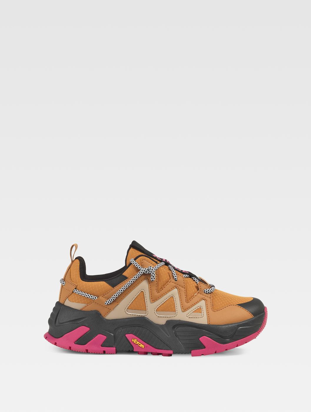 La sneaker Vibram® polyvalente. - Guino mesh