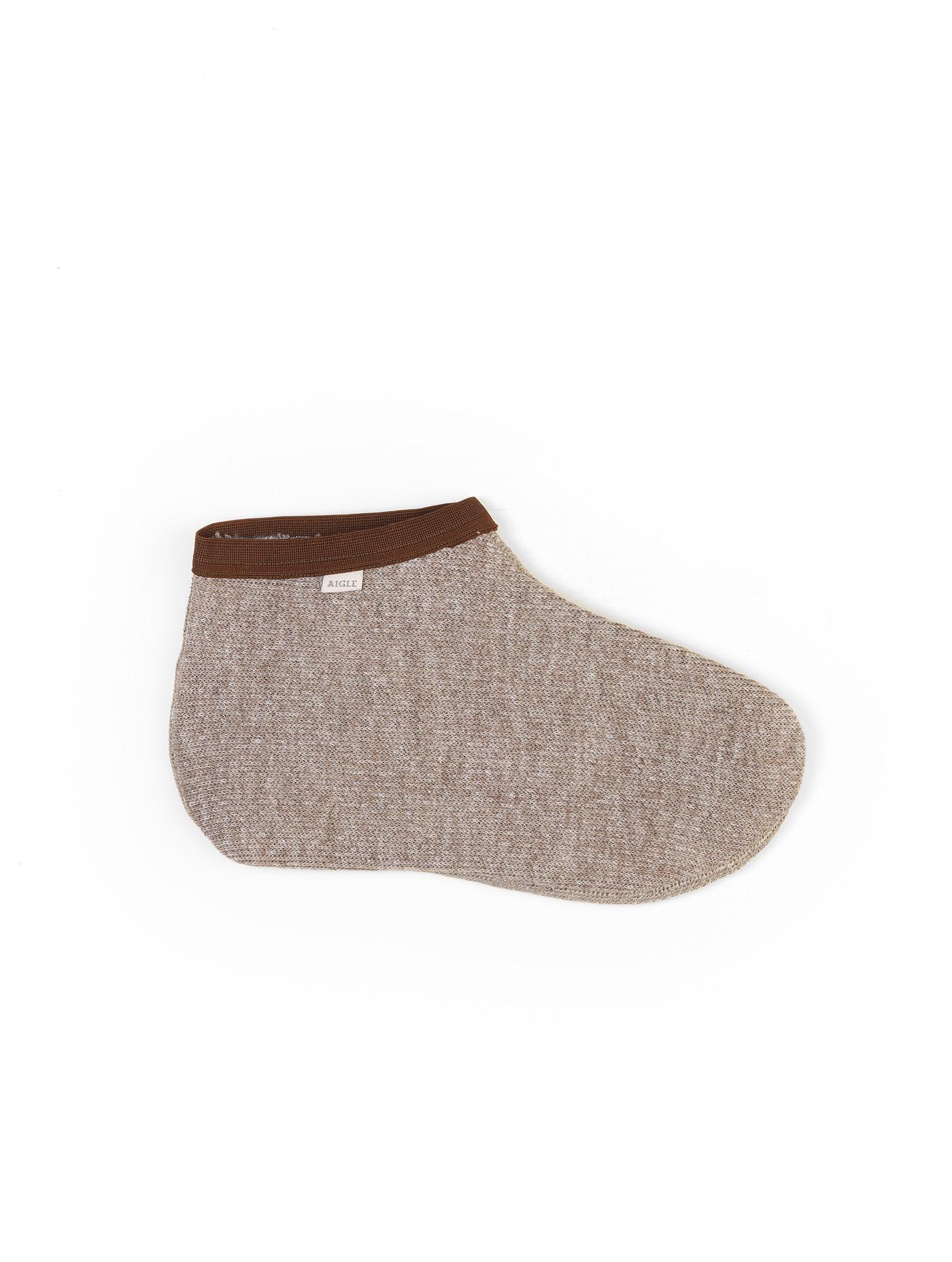 AIGLOO | Chaussons de bottes coloré homme brown | Aiglehomme