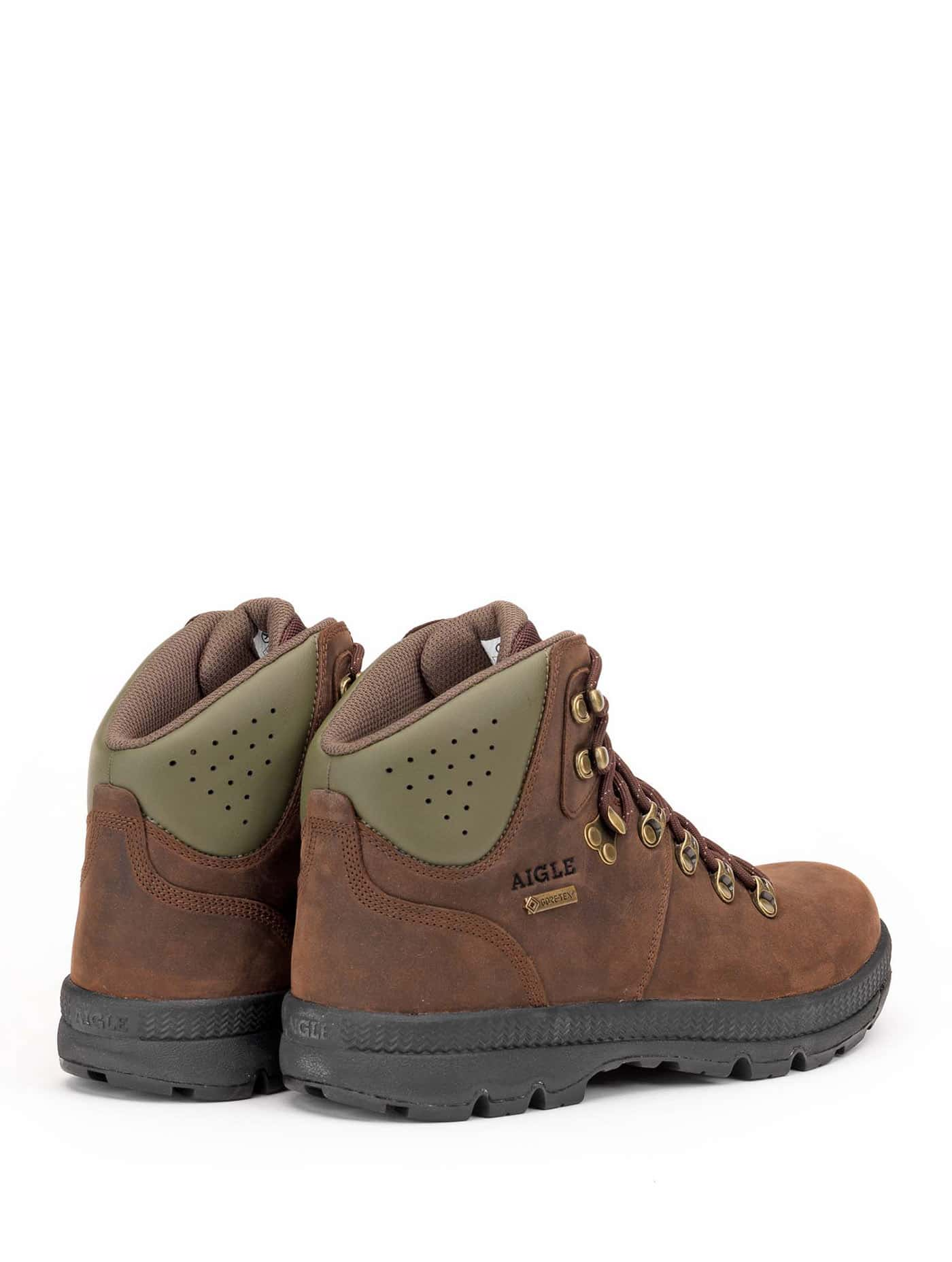 aigle mens gore tex boot