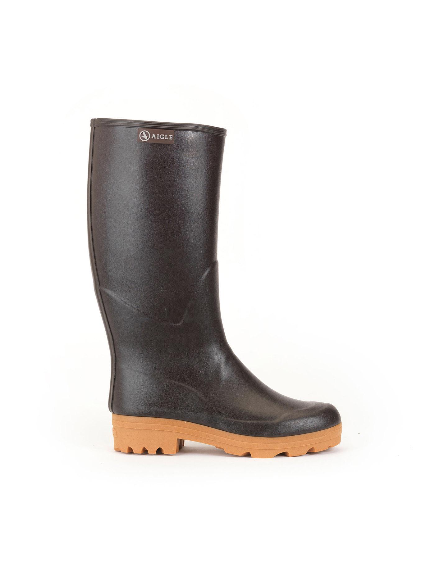 CHAMBORD PRO | Men's warm boots Brun | Aiglemen | AIGLE