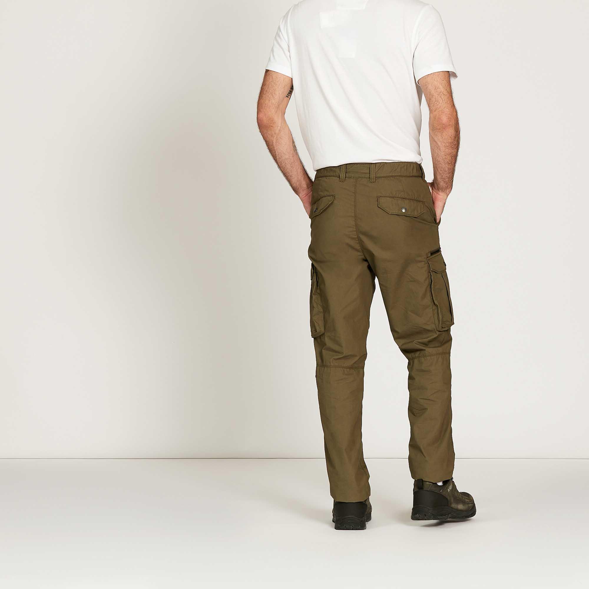 8f0258aced15aa ARCHIONE | Pantalon cargo Homme Classic beige | Aiglehomme | AIGLE