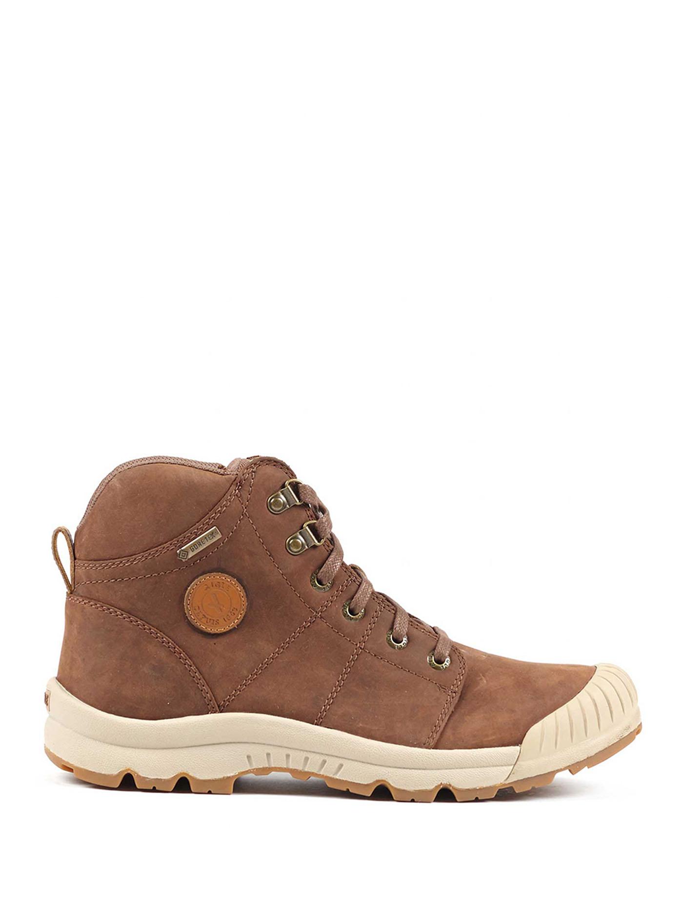 Chaussures de marche imperméables cuir homme Tenere® light